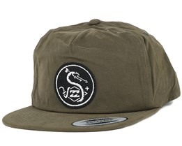 Ciper Canteen Green 5-Panel - Billabong