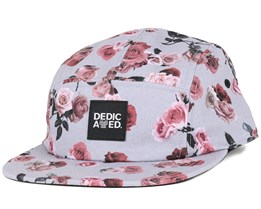 Roses Grey 5-Panel - Dedicated