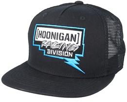 HRD Black/Black Trucker - Hoonigan