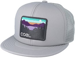 Hauler Light Grey Trucker - Coal