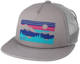 Seneca Grey Trucker - Coal