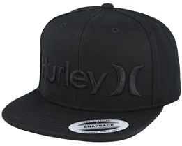 One & Only Black Snapback - Hurley