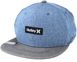 Phantom One and Only Blue Snapback - Hurley