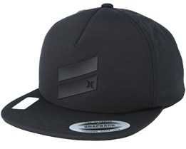 Slash Black Snapback - Hurley