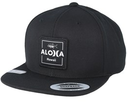 Aloha Cruiser Black Snapback - Hurley
