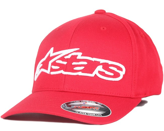 Blaze Red/White - Alpinestars