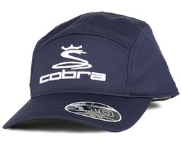 Tour Navy/White 110 5-Panel - Cobra