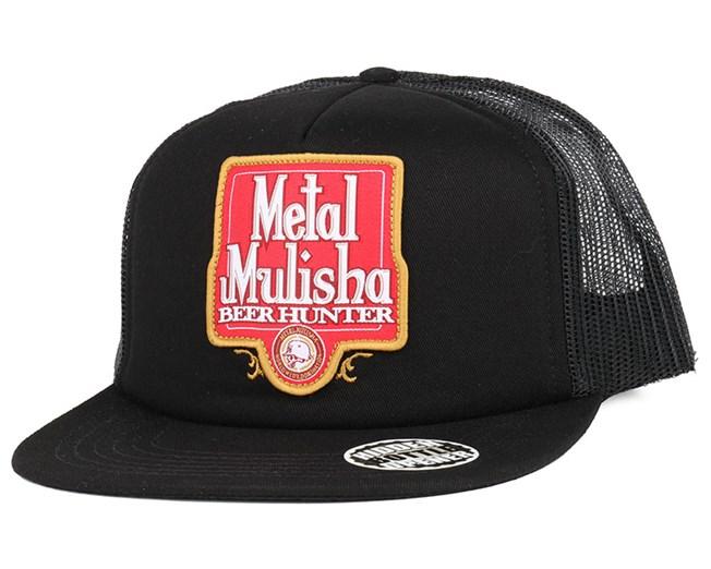 Classy Black Snapback - Metal Mulisha