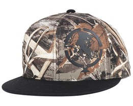 Sight Brown Snapback - Metal Mulisha