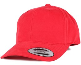 Velcro Red Adjustable - Yupoong