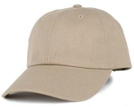 Low Profile Cotton Twill Khaki Adjustable - Yupoong