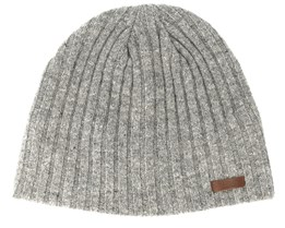Haakon Heather Grey Beanie - Barts