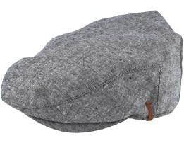 Chervil Grey Flat Cap - Barts
