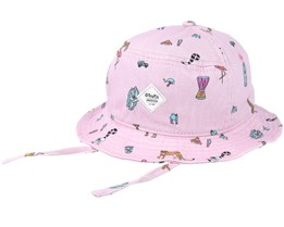 Kids Lobster Pink Bucket - Barts