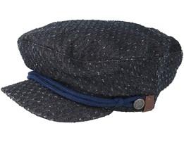Ride Black Flat Cap - Barts