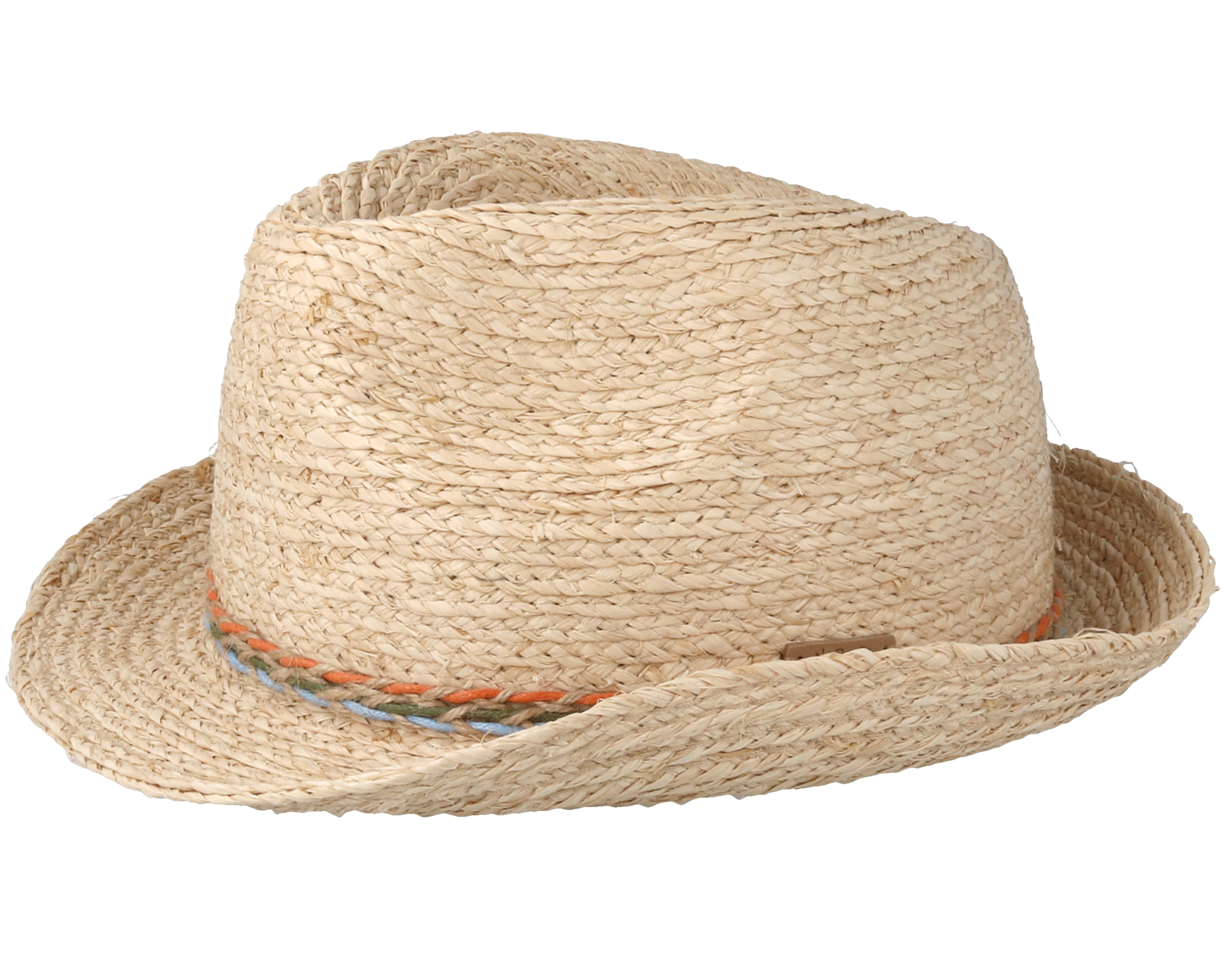 2b6152756a9 Taco Natural Trilby - Barts hats