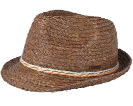 Taco Brown Trilby - Barts
