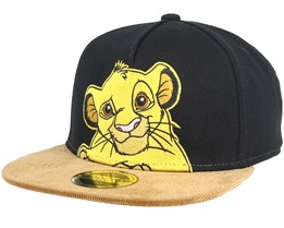Disney Lion King Black/Brown Snapback - Bioworld