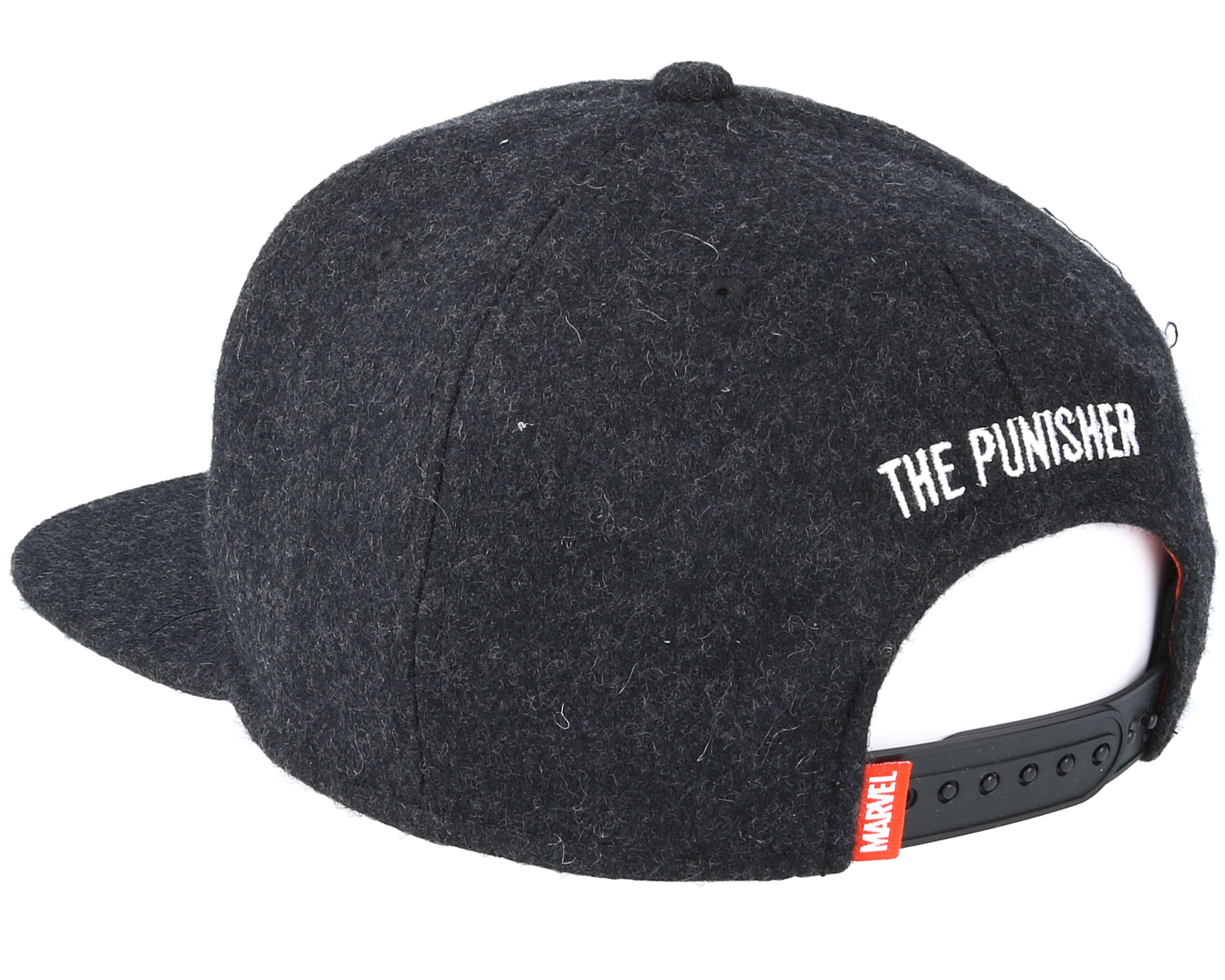 punisher hat in addition - photo #32