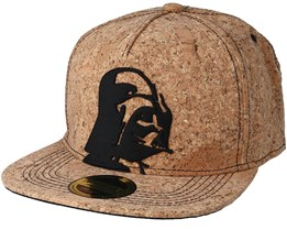 Star Wars Darth Vader Cork Snapback - Bioworld