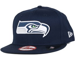 Seattle Seahawks Logo Prime 9Fifty Snapback - New Era
