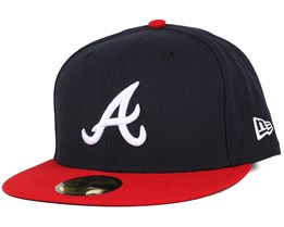 Atlanta Braves Team Structured Home 59Fifty - New Era