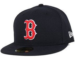 Boston Red Sox Team Structured Game 59Fifty - New Era