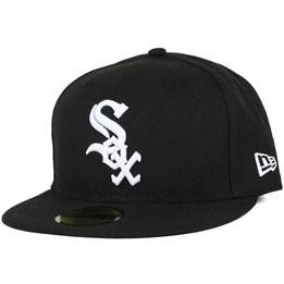 2088a5bbd97e7 New Era Chicago White Sox Authentic On-Field Game 59Fifty - New Era 40