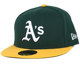 Oakland Athletics Team Structured Home 59Fifty - New Era