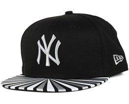 NY Yankees Metallic Ray Woman 9Fifty Snapback - New Era