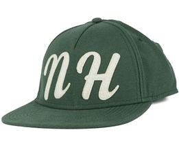 NH Felt Light Forest Snapback - Northern Hooligans