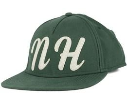 NH Felt Light Forest Snapback - Northern Hooligans