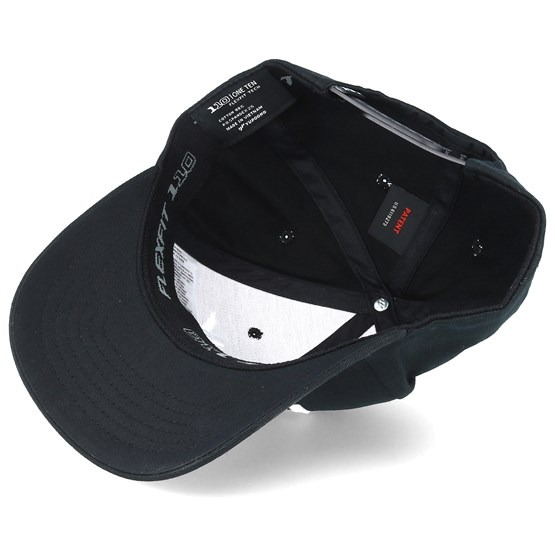 d70aa2098dc Legacy Moth 110 Black Adjustable - Fox caps