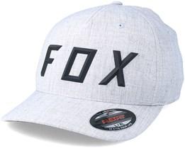 Sonic Moth Heather Grey Flexfit - Fox
