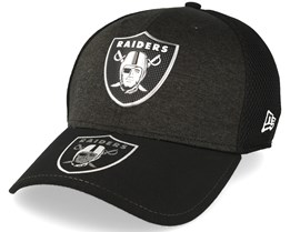Oakland Raiders Draft 2017 Black Flexfit - New Era