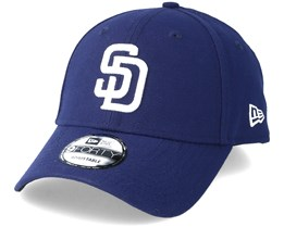 San Diego Padres The League 9Forty Navy Adjustable - New Era