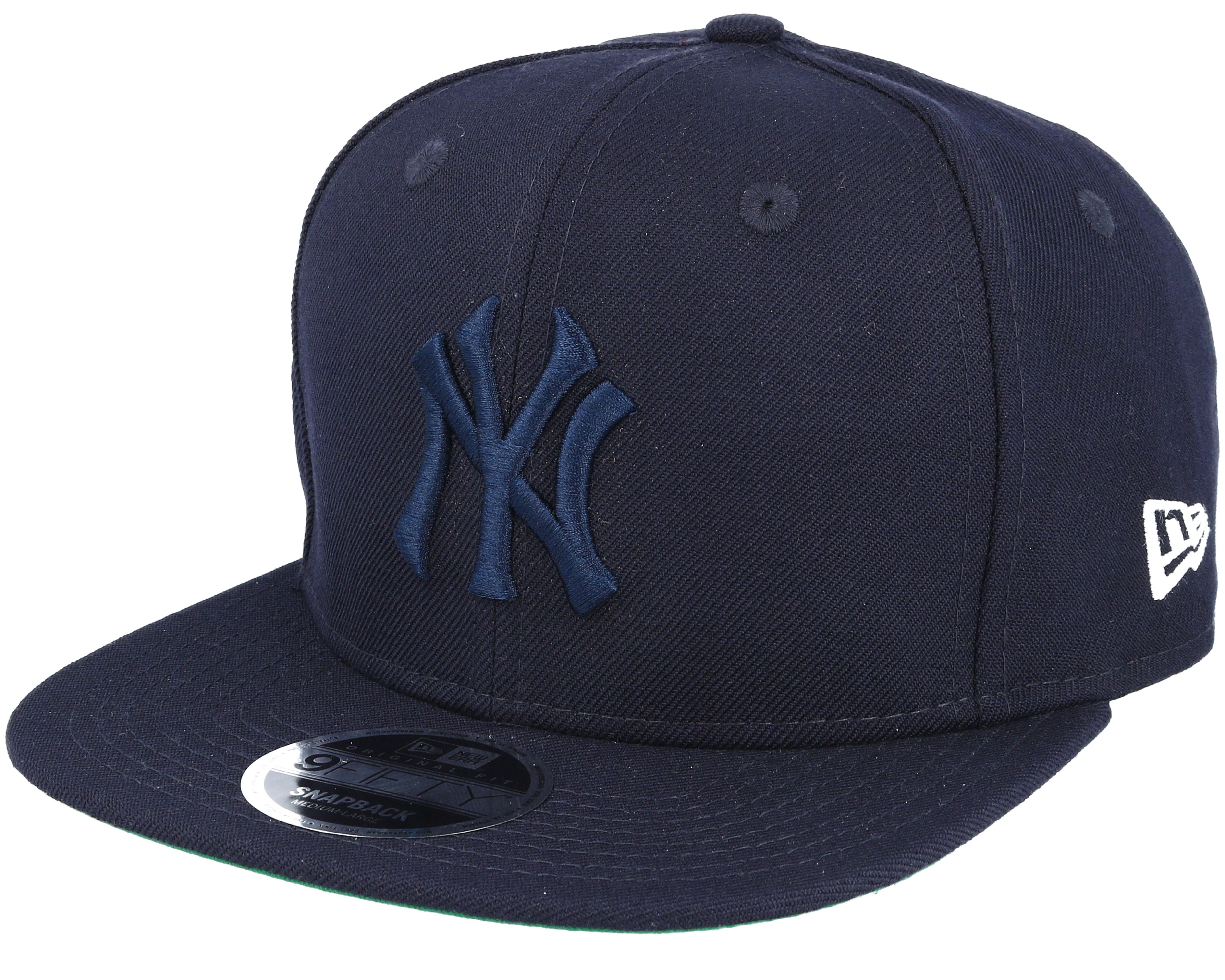 new york yankees winners patch navy snapback new era cap. Black Bedroom Furniture Sets. Home Design Ideas