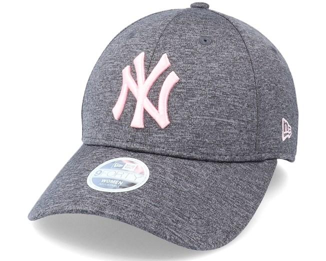 148c727a7028 New York Yankees Tech Jersey 9Forty WMN Grey Pink Adjustable - New Era caps    Hatstore.co.uk
