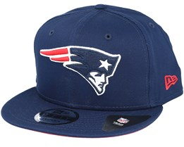 New England Patriots  Team Classic Navy Snapback - New Era