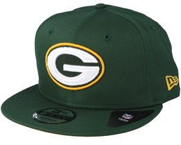 Green Bay Packers  Team Classic Green Snapback - New Era