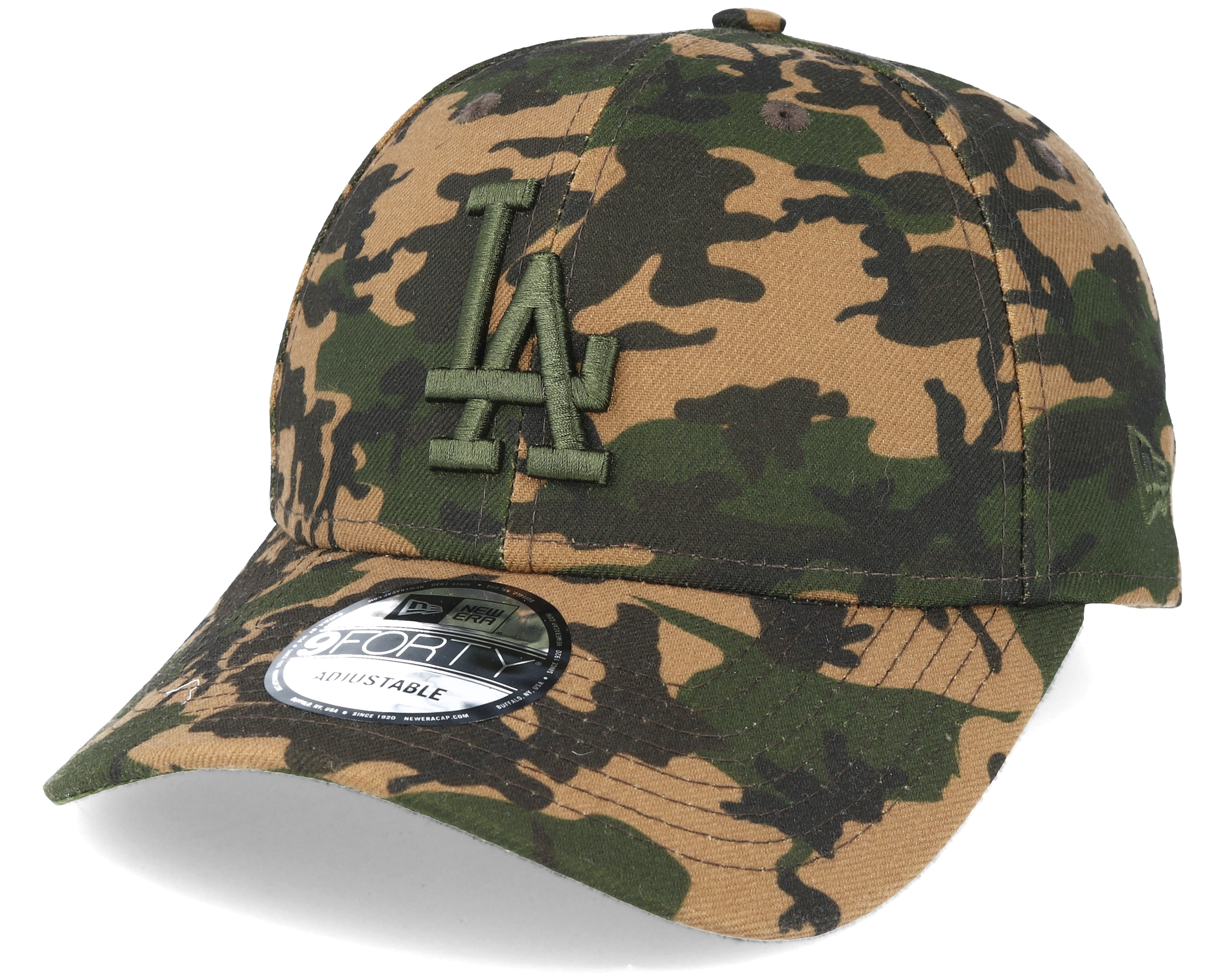 los angeles dodgers seasonal 9forty camo new era caps. Black Bedroom Furniture Sets. Home Design Ideas