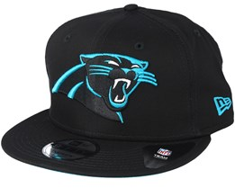 Carolina Panthers Team Classic Black Snapback - New Era