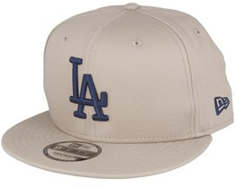 Los Angeles Dodgers League Essential 9Fifty Beige Snapback - New Era