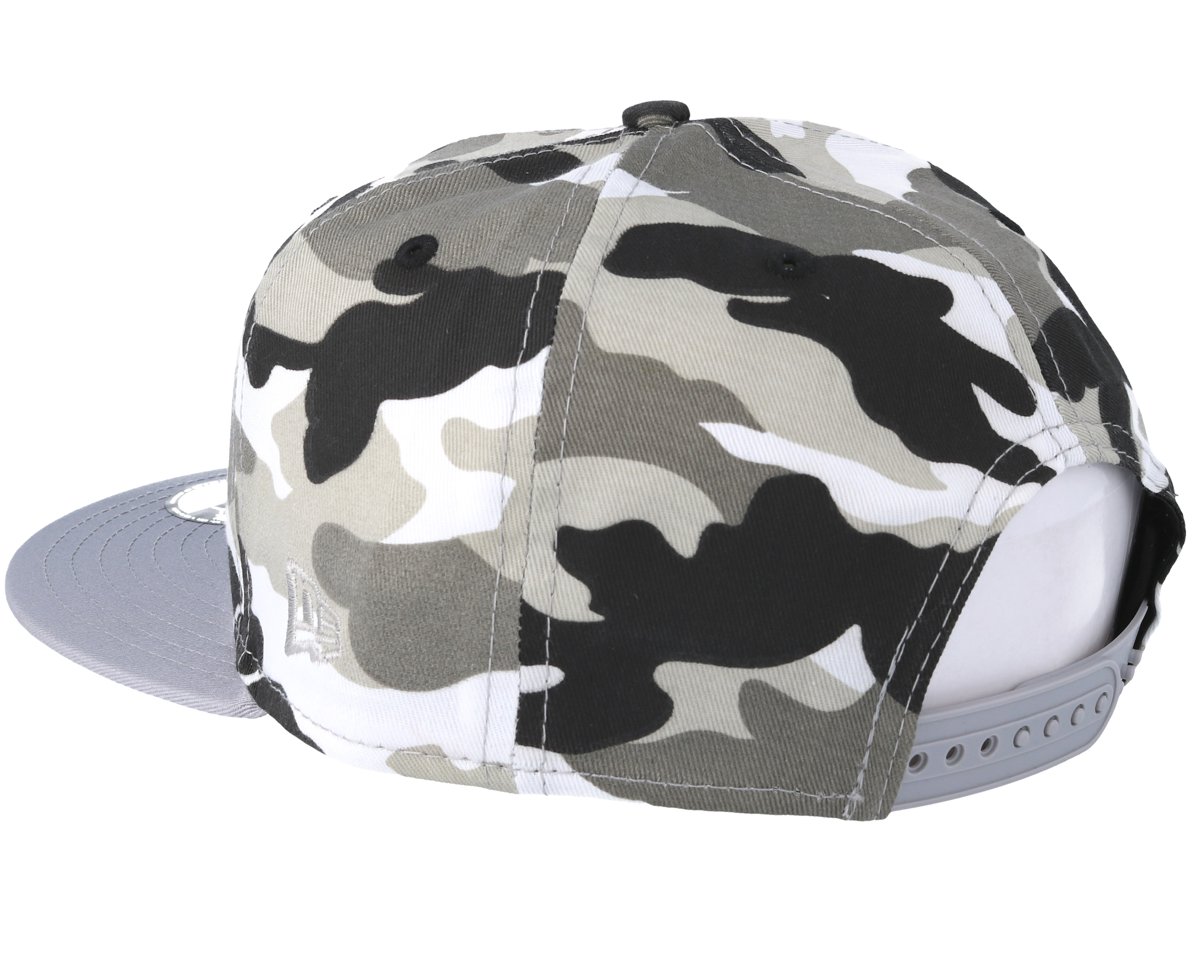 flag contrast grey camo snapback new era caps hatstore. Black Bedroom Furniture Sets. Home Design Ideas
