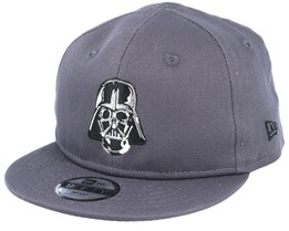 Kids Star Wars Ess 950 Inf Darth Vader Grey Snapback - New Era