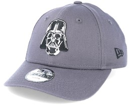 Kids Star Wars Ess 940 Jr Darth Vader Grey Adjustable - New Era