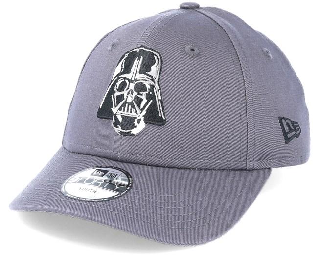 14ebf7d3c4 Kids Star Wars Ess 940 Jr Darth Vader Grey Adjustable - New Era caps ...