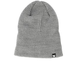 Clap heather Grey Beanie - DC