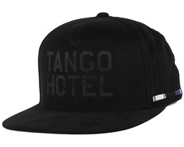 Tango Black Strapback - The Hundreds