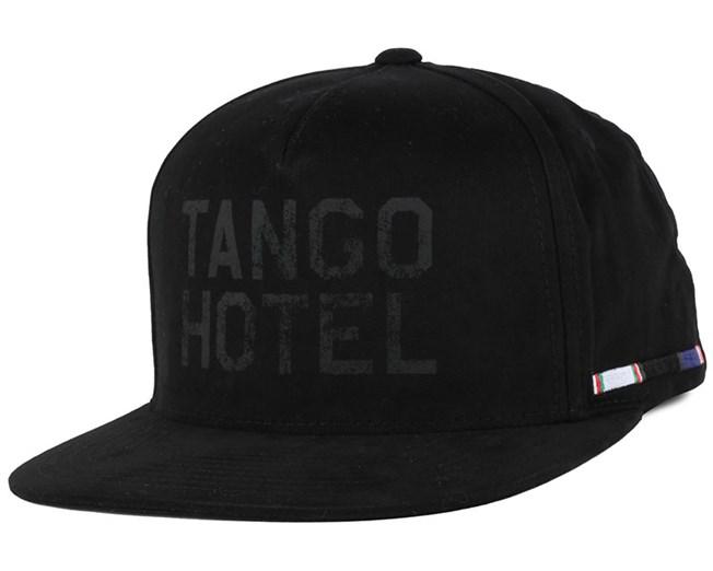 Tango Black Strapback - The Hundreds